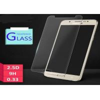 Quality Waterproof Samsung Tempered Glass Screen Protector Hard For Samsung On7 Pro for sale