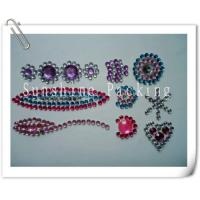Buy cheap Crystal Rhinestone Sticker For Ipad Decoration from wholesalers