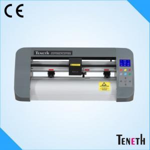 China Sticker Paper Cut Mini Cutting Plotter Machine PU PVC Vinyl Cutter / A3 A4 Size Desktop Cutting Plotter on sale