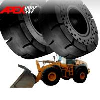 Quality Wheel Loader Solid Tire for CASE Vehicle 17.5-25, 20.5-25, 23.5-25, 26.5-25, 29.5-25 for sale