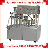Quality TM-ZLD-2A semi-automatic filling capping machine for sale