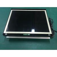 Quality 19.7 Inch High Resolution Open Frame LCD Display Screen With Video Music Loop Play for sale
