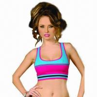 Quality Women's Seamless Sports Bra, OEM Orders are Welcome for sale