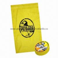 Buy cheap Compressed Magic Towels/Sports Towels, Disposable Magic Towels, 100% Biodegradable product