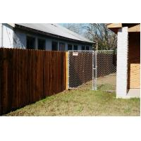 Quality ASTM 392 standard chain link fence with 610g zinc coating for sale