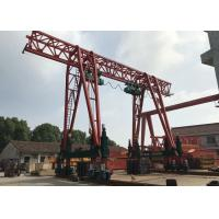 Quality Single Girder Gantry Lifting Equipment Which Could Climb Stairs 60T -20m - 9m for sale