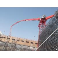 Quality HG34 Tower Concrete Placing Boom 5″×3000 Hose Dimensiona Ccurate Boom Positioning for sale