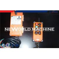 Quality Crane Spare Part F23 - A++ industrial wireless remote control for crane and hoist for sale