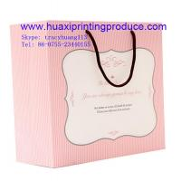 Quality Pink Carrier Bags for sale
