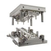 Quality Polish Etched Texture Surface CNC Injection Mold , Rapid Injection Molding for sale