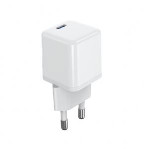 Quality 12V1.67A ETL PD20W Mini Wall Charger With EU/US Plug for sale