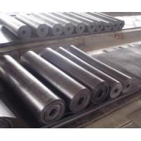 Quality Abrasion Resistance SBR Industrial Rubber Sheet 2-12Mpa Tensile Strength for sale