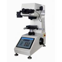 Quality Built-In Printer Digital Micro Vickers Hardness Tester with Halogen Lamp Support Knoop Test for sale