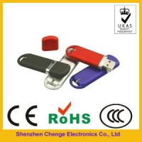 Quality Industrial USB Flash Disks with Pre-Loading Files (CG-USB-23) for sale