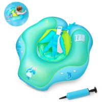 Quality Inflatable U-shape Under Arm Infant Pool Float For 2 To 6 Years Old Blue XL for sale