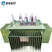 China High Efficiency Low Voltage Transformer / Amorphous Alloy Transformer on sale