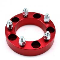 Quality Forged and Silver CNC Machining Wheel Spacer, Aluminum Wheel Adapter for sale