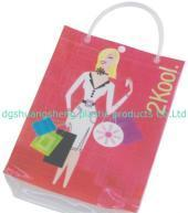 Quality Beautiful pvc shopping bag for sale