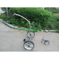 Buy cheap 2014 Wireless Remote Controlled stainless steel Golf Trolley product