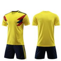 Buy Custom sublimation blank soccer jersey kits with customer's logo at wholesale prices
