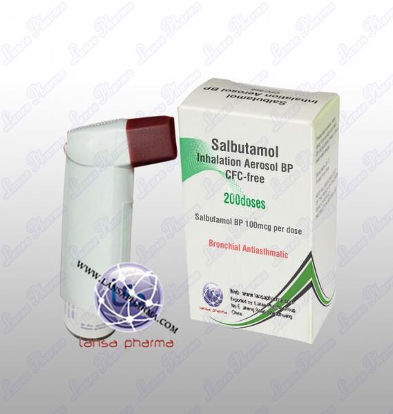 Salbutamol Inhaler Prospect