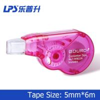 Buy Paper Mate Liquid Paper Dryline Grip Correction Tape Rose Easy To Carry at wholesale prices