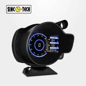 Quality OBDII Race Car Gauges Dash Intake Manifold Absolute Pressure For Digital Display Kit for sale