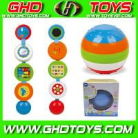 Quality Kids BO toys,Electric Funny Multifunction Ball Baby toy for sale