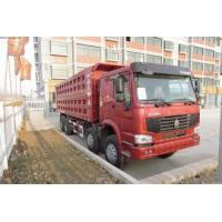 30 tons SINOTRUK HOWO 12 tires dump truck for sand and small stones transportation