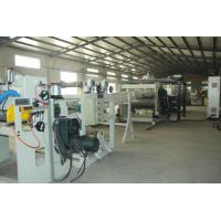 Quality Flat Embossed Polycarbonate Sheet Extruders Clear Transparent 1500mm Width for sale