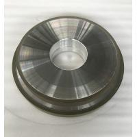 Buy Resin Bonded CBN Grinding Wheels 1A1 For Metal High Steel Thickness 40mm at wholesale prices