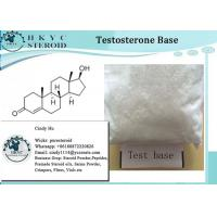 Quality Safe Delivery Hormone Steroid Powder Testosterone Base For Muscle Increase for sale