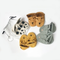 China Toddler Dress Shoes Cute Baby Walking Shoes Designer First Walker Shoes on sale