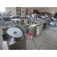 Industrial Bottle Filling Plant Linear Filling Machine for Juice / Beverage and Ice Cream
