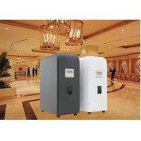 Quality Metal 5000 CBM Hotel Scent Diffuser With 1000ml Aluminum Bottle / Commercial Scent Machines for sale
