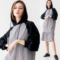 China Fall Clothing Sweatshirt and Hoodie Dress For Women on sale