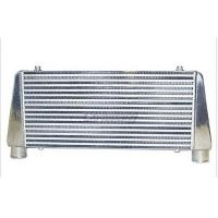 Quality Alloy Aluminum Brazed Car Intercoolers Cooling Engine , Bar And Plate for sale