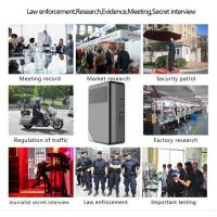 Buy cheap 2018 new police waterproof wifi body camera 10 hours recording wifi body worn camera from wholesalers