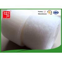 Quality 50mm velcro tape white Hook and Loop Tape Heat Resistance Grade A for sale