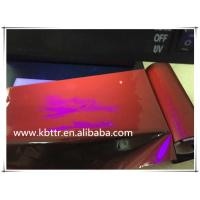 Quality wax resin red uv ribbon for sale