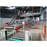 Quality Prefabricated House Eps Sandwich Panel Machine , Cement Automatic Sandwich Making Machine for sale