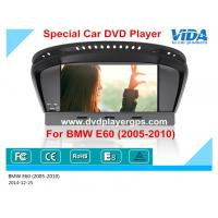 China Hot Sale product Car DVD Player / GPS/Multimedia for BMW E60(2005-2010) 5 Series on sale