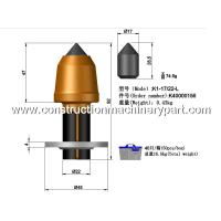 Buy cheap Surface Mining Bits Asphalt Milling Teeth Tungsten Carbide With Wirtgen product