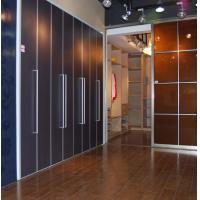Laminate bedroom wardrobe designs images laminate for Custom made internal bifold doors