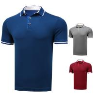 China Lightweight Colorful Custom Work Polo Shirts Lightweight Quick Drying 120-220grams on sale