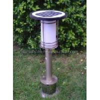 Quality Stainless Steel Solar Lawn Light STSC509 for sale