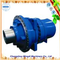 China Vertical ISO Approved 4000 Ratio Industrial Planetary Gearbox For Converyors on sale