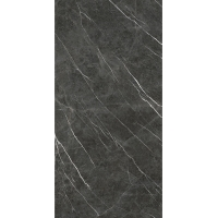 Quality Glossy Polished Black 120*240cm Floor Ceramic Tiles for sale