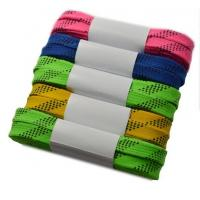 Quality 1Cm / 1.5cm Width Coloured Custom Shoe Laces , Heat Transfer Lanyard  For Decoration for sale