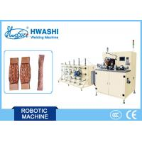 Quality Automatic Copper Braided Strand Wire Cutting and Welding Machine for sale